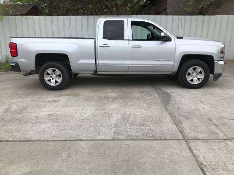 2018 Chevrolet Silverado 1500 for sale at FREDYS CARS FOR LESS in Houston TX