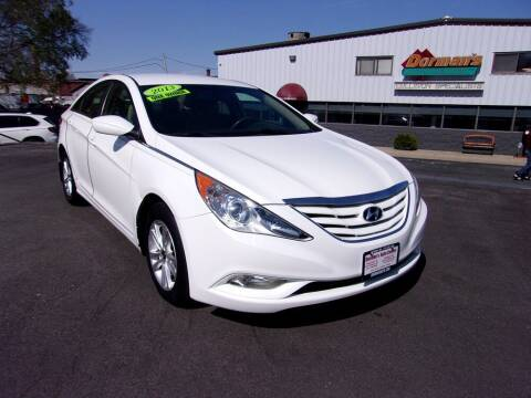 2013 Hyundai Sonata for sale at Dorman's Auto Center inc. in Pawtucket RI