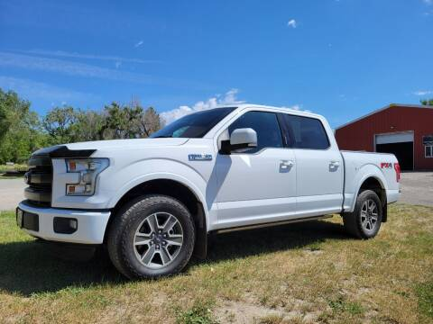 2016 Ford F-150 for sale at A & B Auto Sales in Ekalaka MT