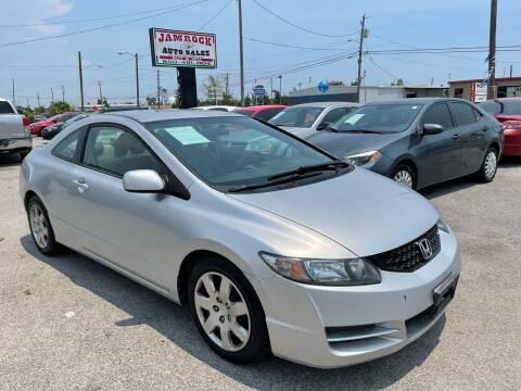 2010 Honda Civic for sale at Jamrock Auto Sales of Panama City in Panama City FL