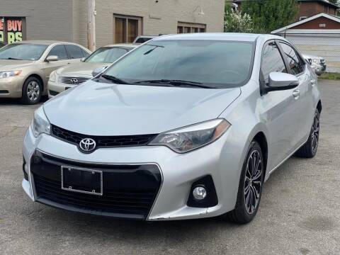 2016 Toyota Corolla for sale at IMPORT Motors in Saint Louis MO