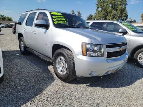 2013 Chevrolet Tahoe for sale at La Playita Auto Sales Tulare in Tulare CA