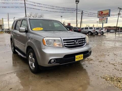 2013 Honda Pilot for sale at Russell Smith Auto in Fort Worth TX