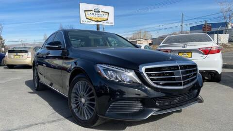 2015 Mercedes-Benz C-Class for sale at CarSmart Auto Group in Murray UT