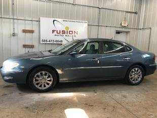 2007 Buick LaCrosse for sale at FUSION AUTO SALES in Spencerport NY