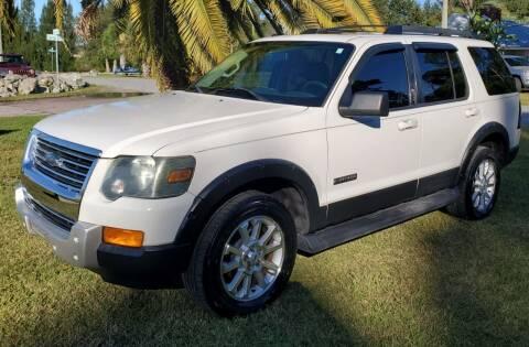 """2008 Ford Explorer for sale at WHEELS """"R"""" US 2017 LLC in Hudson FL"""