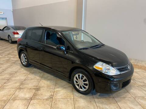 2011 Nissan Versa for sale at Super Bee Auto in Chantilly VA