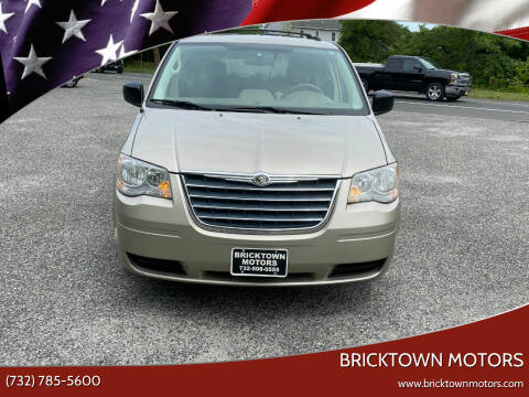 2009 Chrysler Town and Country for sale at Bricktown Motors in Brick NJ
