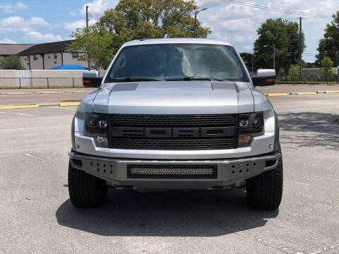 2012 Ford F-150 for sale at Carlando in Lakeland FL