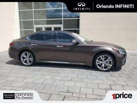 2018 Infiniti Q70L for sale at Orlando Infiniti in Orlando FL