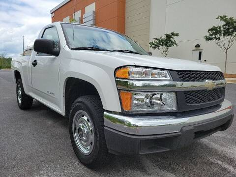 2005 Chevrolet Colorado for sale at ELAN AUTOMOTIVE GROUP in Buford GA
