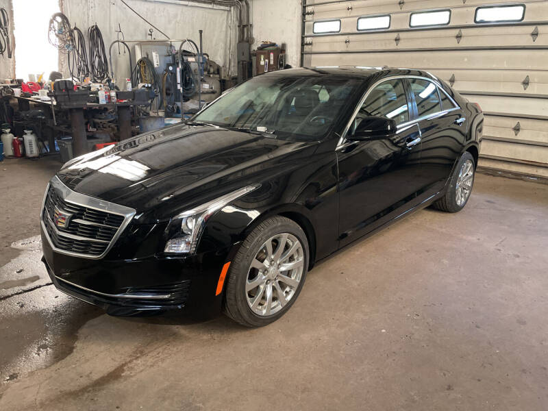 2018 Cadillac ATS for sale at THATCHER AUTO SALES in Export PA
