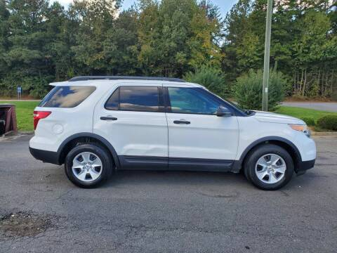 2013 Ford Explorer for sale at United Auto LLC in Fort Mill SC