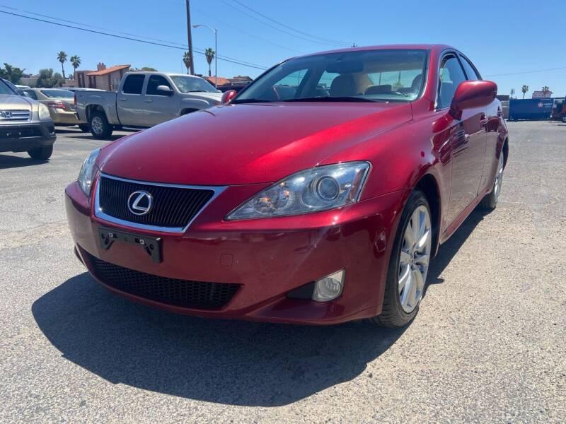 2008 Lexus IS 250 for sale in Las Vegas, NV