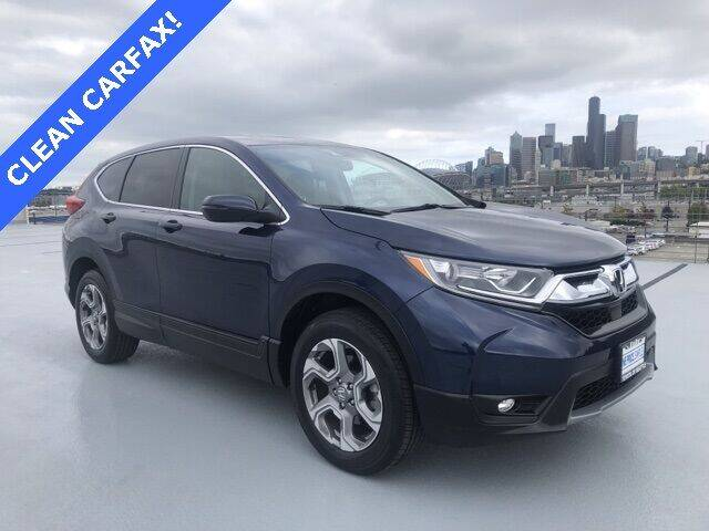 2017 Honda CR-V for sale at Toyota of Seattle in Seattle WA
