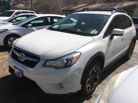 2015 Subaru XV Crosstrek for sale at 4X4 Auto in Cortez CO