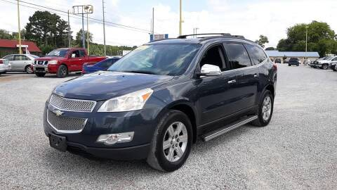 2010 Chevrolet Traverse for sale at Space & Rocket Auto Sales in Hazel Green AL