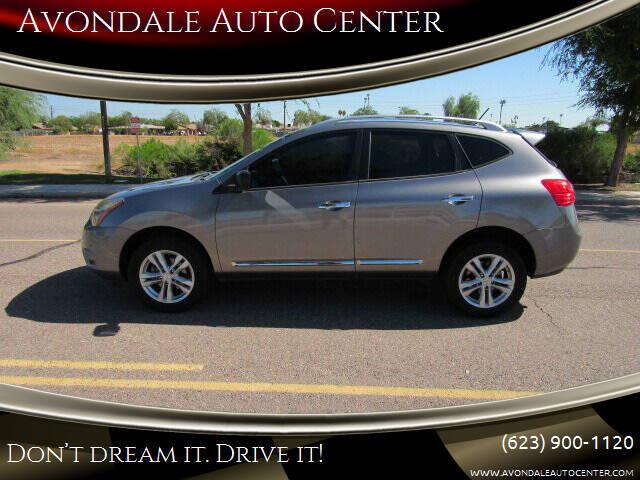 2015 Nissan Rogue Select for sale at Avondale Auto Center in Avondale AZ