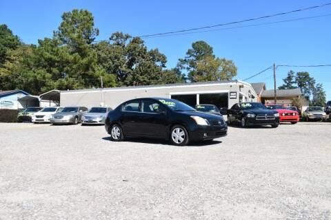2009 Nissan Sentra for sale at Barrett Auto Sales in North Augusta SC