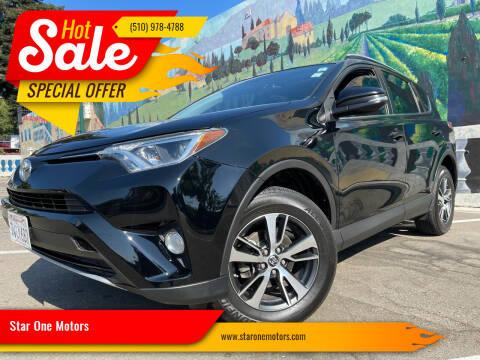 2016 Toyota RAV4 for sale at Star One Motors in Hayward CA