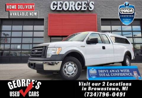 2013 Ford F-150 for sale at George's Used Cars - Pennsylvania & Allen in Brownstown MI