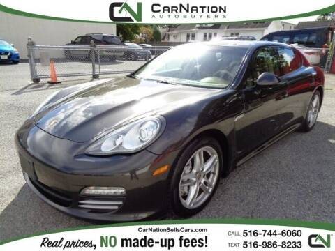 2011 Porsche Panamera for sale at CarNation AUTOBUYERS Inc. in Rockville Centre NY