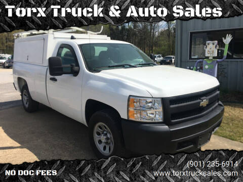 2008 Chevrolet Silverado 1500 for sale at Torx Truck & Auto Sales in Eads TN