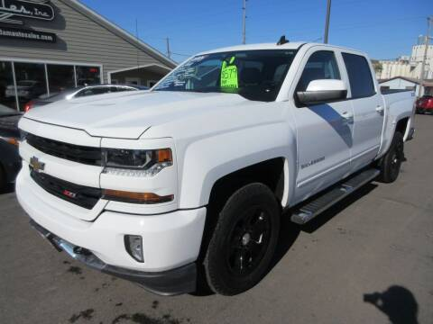 2018 Chevrolet Silverado 1500 for sale at Dam Auto Sales in Sioux City IA