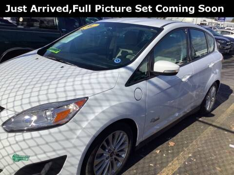 2017 Ford C-MAX Energi for sale at Royal Moore Custom Finance in Hillsboro OR