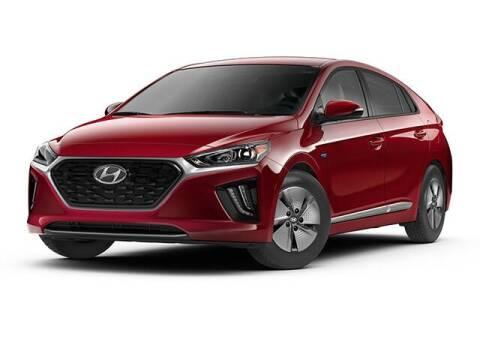 2021 Hyundai Ioniq Hybrid for sale at Shults Hyundai in Lakewood NY