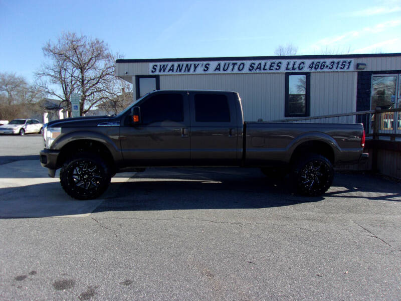 2016 Ford F-350 Super Duty for sale at Swanny's Auto Sales in Newton NC