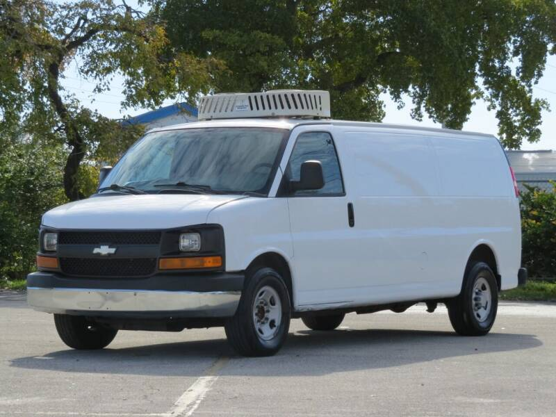 2007 Chevrolet Express Cargo for sale at DK Auto Sales in Hollywood FL