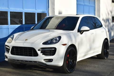 2014 Porsche Cayenne for sale at IdealCarsUSA.com in East Windsor NJ