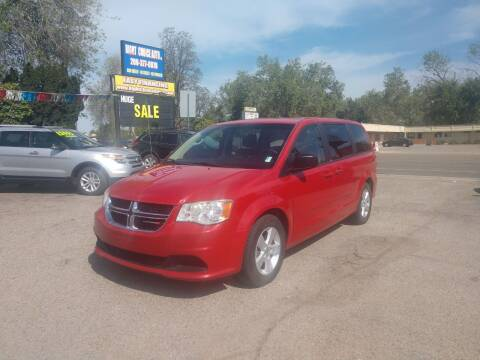 2013 Dodge Grand Caravan for sale at Right Choice Auto in Boise ID