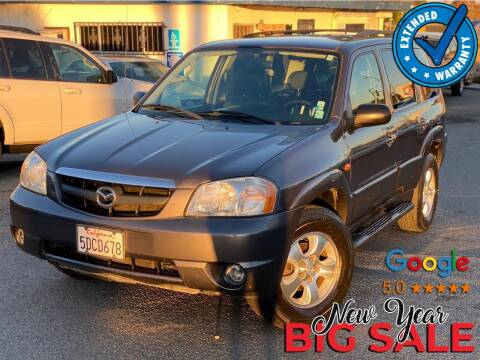 2003 Mazda Tribute for sale at Gold Coast Motors in Lemon Grove CA
