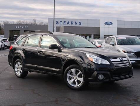 2014 Subaru Outback for sale at Stearns Ford in Burlington NC