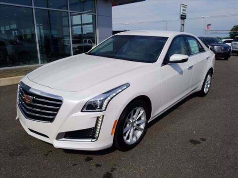 2018 Cadillac CTS for sale at Herman Jenkins Used Cars in Union City TN