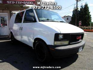 2005 GMC Safari Cargo for sale at M J Traders Ltd. in Garfield NJ