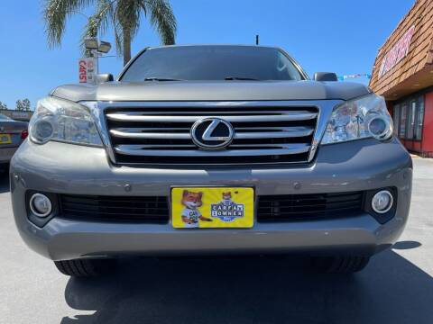 2013 Lexus GX 460 for sale at CARSTER in Huntington Beach CA