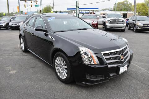 2011 Cadillac CTS for sale at World Class Motors in Rockford IL