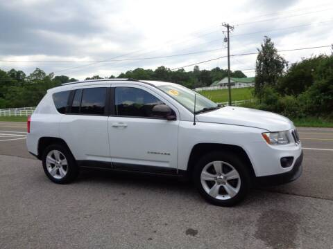 2011 Jeep Compass for sale at Car Depot Auto Sales Inc in Seymour TN