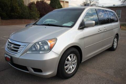 2008 Honda Odyssey for sale at Motor City Idaho in Pocatello ID