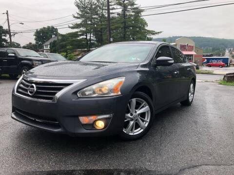 2013 Nissan Altima for sale at Keystone Auto Center LLC in Allentown PA