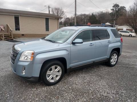 2015 GMC Terrain for sale at Wholesale Auto Inc in Athens TN