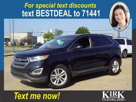 2017 Ford Edge for sale at Kirk Brothers of Cleveland in Cleveland MS