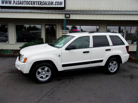 2006 Jeep Grand Cherokee for sale at PJ's Auto Center in Salem OR