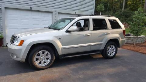 2009 Jeep Grand Cherokee for sale at Ashland Auto Sales in Ashland MA