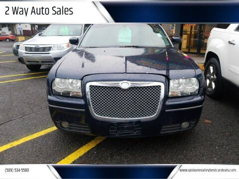 2006 Chrysler 300 for sale at 2 Way Auto Sales in Spokane Valley WA