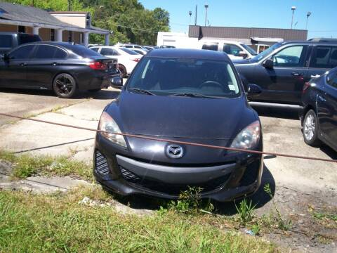 2013 Mazda MAZDA3 for sale at Louisiana Imports in Baton Rouge LA