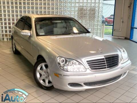 2006 Mercedes-Benz S-Class for sale at iAuto in Cincinnati OH